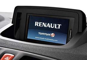 Navigation intelligente avec Renault