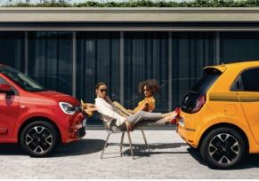 Renault : Nouvelle Twingo