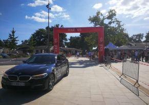 BMW edenautopremium Partenaire de La Montardonnaise trail 2019