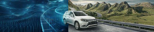 Outlander PHEV 2020 : évolution du SUV hybride rechargeable de Mitsubishi Motors