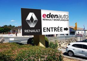 edenauto Renault Villeneuve-sur-Lot, nouveau gérant de Renault Monflanquin