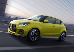Suzuki Swift Sport !