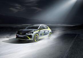 Opel présente la nouvelle Corsa-e Rally en finale du Championnat d'Allemagne des Rallyes