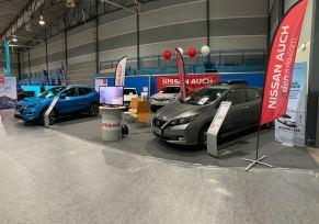 Nissan Auch au Salon de l'automobile
