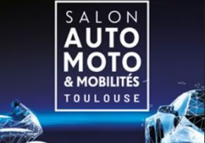 TOYOTA & LEXUS TOULOUSE AU SALON DE L'AUTO DE TOULOUSE 2019