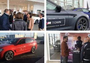 BMW M TOWN EXPERIENCE TOUR