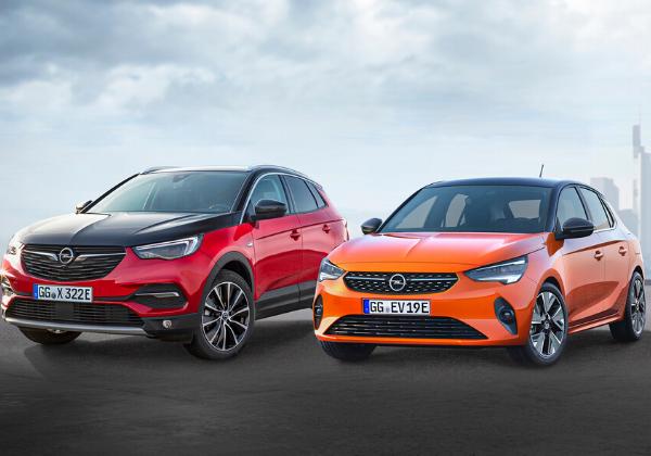 Opel poursuit sa politique d'électrification : 8 modèles électrifiés d'ici 2021