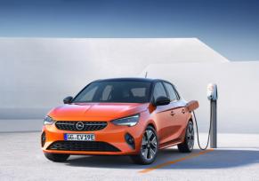 Nouvelle Corsa-e : tout simplement électrique !