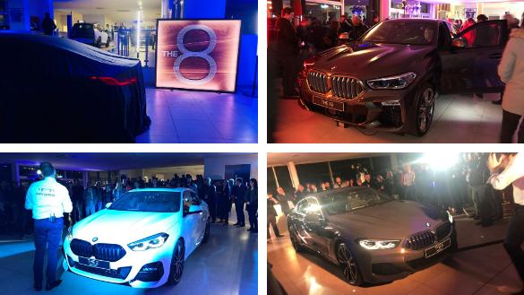 Soirée Gran Coupé BMW