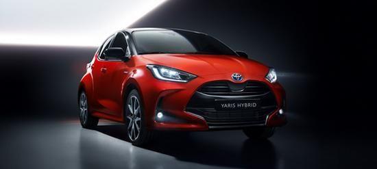 La Nouvelle Toyota Yaris Hybride 4ème génération
