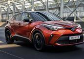 Toyota | Découvrez le Nouveau Toyota C-HR Hybride