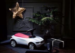 Pensez à BMW pour vos cadeaux de Noël.