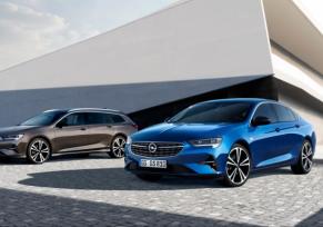 La nouvelle Opel Insignia brille de mille feux avec la dernière génération de phares IntelliLux LED® Pixel Light