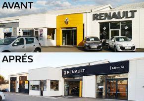 Renault Condom relooké