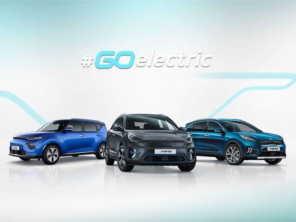 #GOelectric Gamme Electrifiée