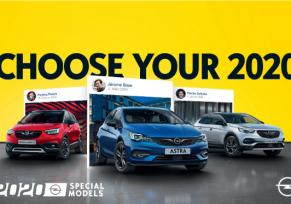 Série spéciale suréquipée « Opel 2020 » : l'année commence bien