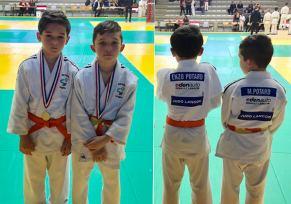Renault Langon supporter des judokas les frères Potar