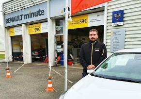 Renault/Dacia Mirande recrute !