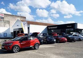 Un mois Très Privé au top chez Renault Tonneins