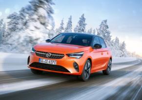Nouvelle Opel Corsa-e : contrôle de la température intérieure à distance