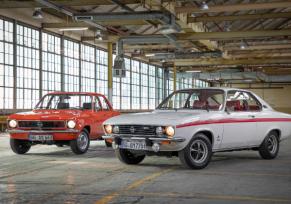 L'année des top modèles : l'Opel Ascona et la Manta fêtent leurs 50 ans