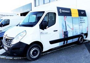 Le Bureau Mobile de Renault Tarbes