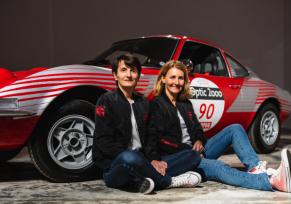 Tour Auto 2020 : Une Opel GT de 1972 et un équipage de choc !