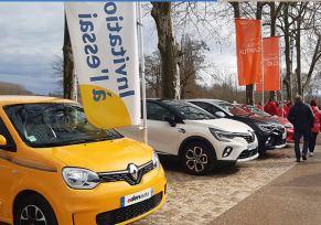 Renault Langon au semi-marathon de Bazas