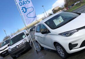 Renault/Dacia Villeneuve-sur-Lot au salon de l'habitat