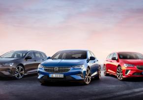 Dans les starting-blocks : l'Opel Insignia arrive en versions Grand Sport, Sports Tourer et GSi