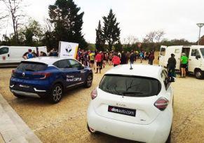Renault Marmande à la course de Meilhan
