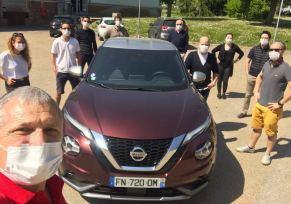Nissan soutient #protègetonsoignant