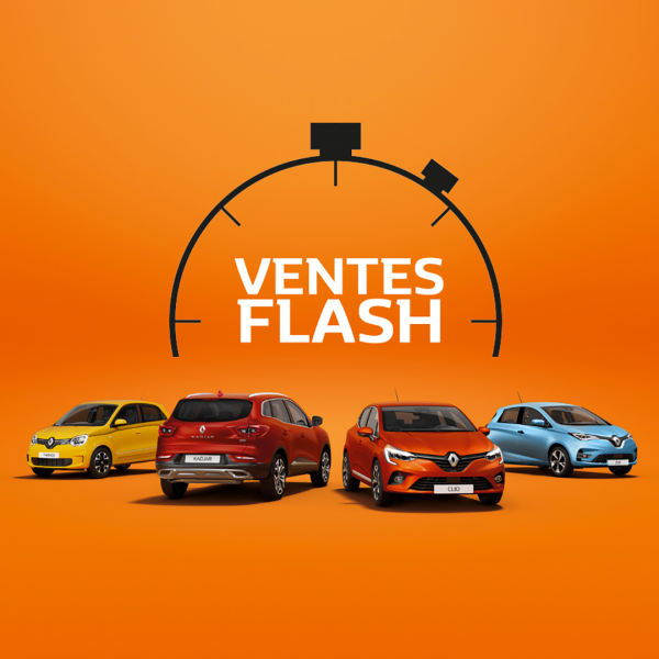 VENTES FLASH RENAULT