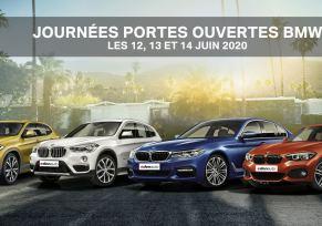 Journées Portes Ouvertes BMW et MINI  2020