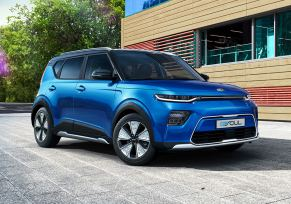 LA Kia e-Soul remporte le prix du véhicule urbain mondial de l'année