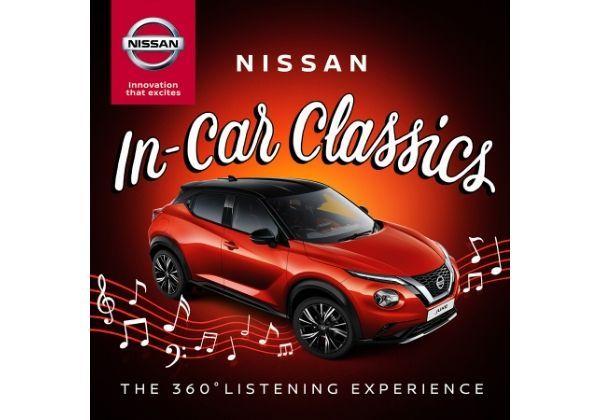 Une playlist BOSE® exclusive pour le Nissan Juke !