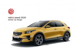 La Kia XCeed remporte un « Red Dot 2020 » dans la catégorie « Design Produit »