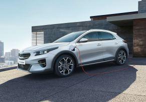 Le nouveau Kia XCeed hybride rechargeable