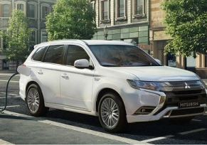 Mitsubishi Outlander PHEV : 250 000 unités vendues dans le monde
