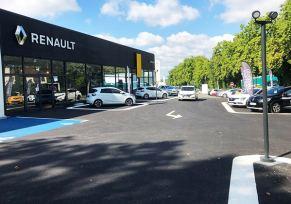 Renault Auch fait peau neuve