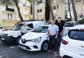 15 Renault pour l'OPH du Gers