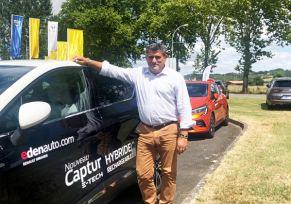 Le nouveau Renault Captur hybride rechargeable arrive à Mirande