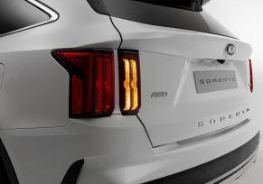 Nouveau Kia Sorento Hybride Rechargeable