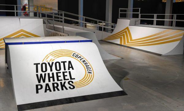 Toyota Wheel Park