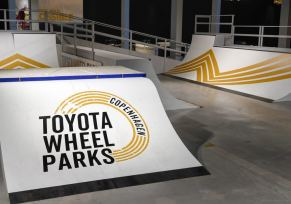 Toyota Wheel Park