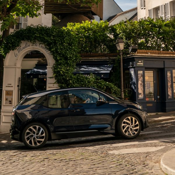 Nouvelle BMW i3 Edition Windmill.
