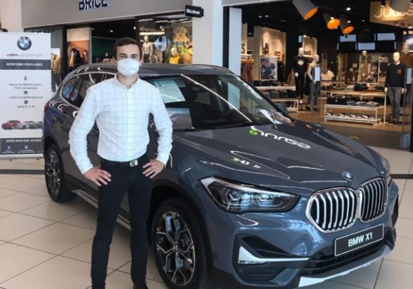 EVENT : Exposition Carrefour - BMW Carcassonne