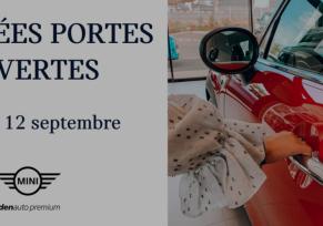 : JOURNÉES PORTES OUVERTES MINI