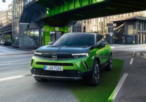 Le nouveau Opel MOKKA-E : une nouvelle ère