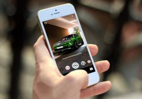 Réalité augmentée : garer dès maintenant le nouvel Opel Mokka dans sa rue